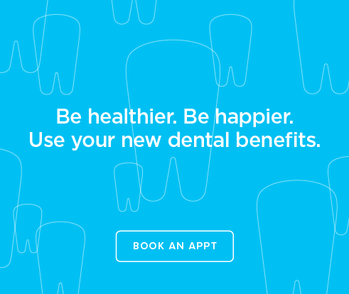 Be Heathier, Be Happier. Use your new dental benefits. - Mesa Modern Dentistry and Orthodontics